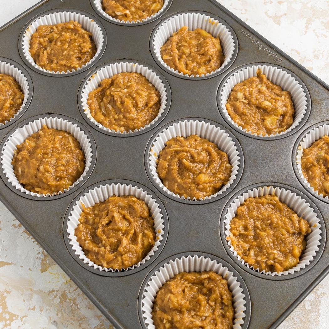 Hummingbird Cupcakes Process Photo 5