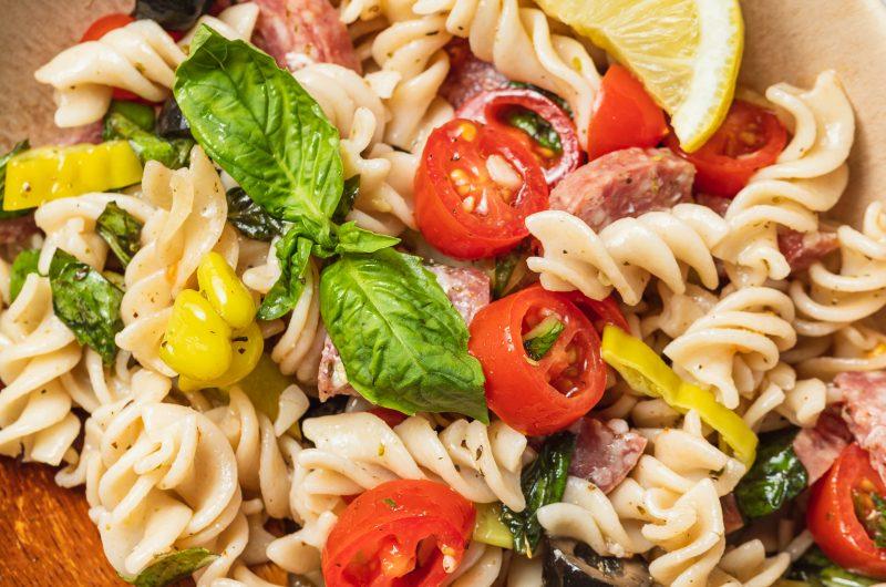 Gluten-Free Pasta Salad (Dairy-Free)