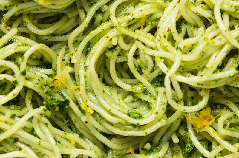 Kale Pesto (Vegan, Gluten-Free)