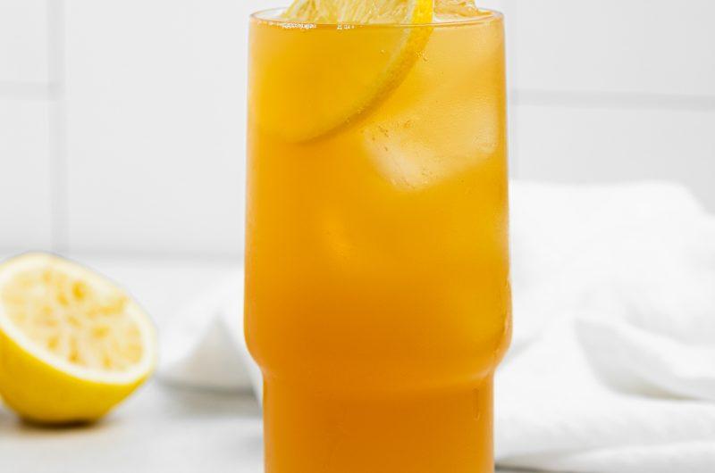 Arnold Palmer Drink Recipe (Iced Tea Lemonade)