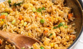 Hibachi Rice Recipe