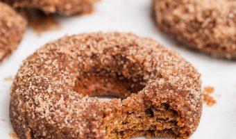 Vegan Apple Cider Donuts