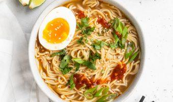 spicy ramen recipe